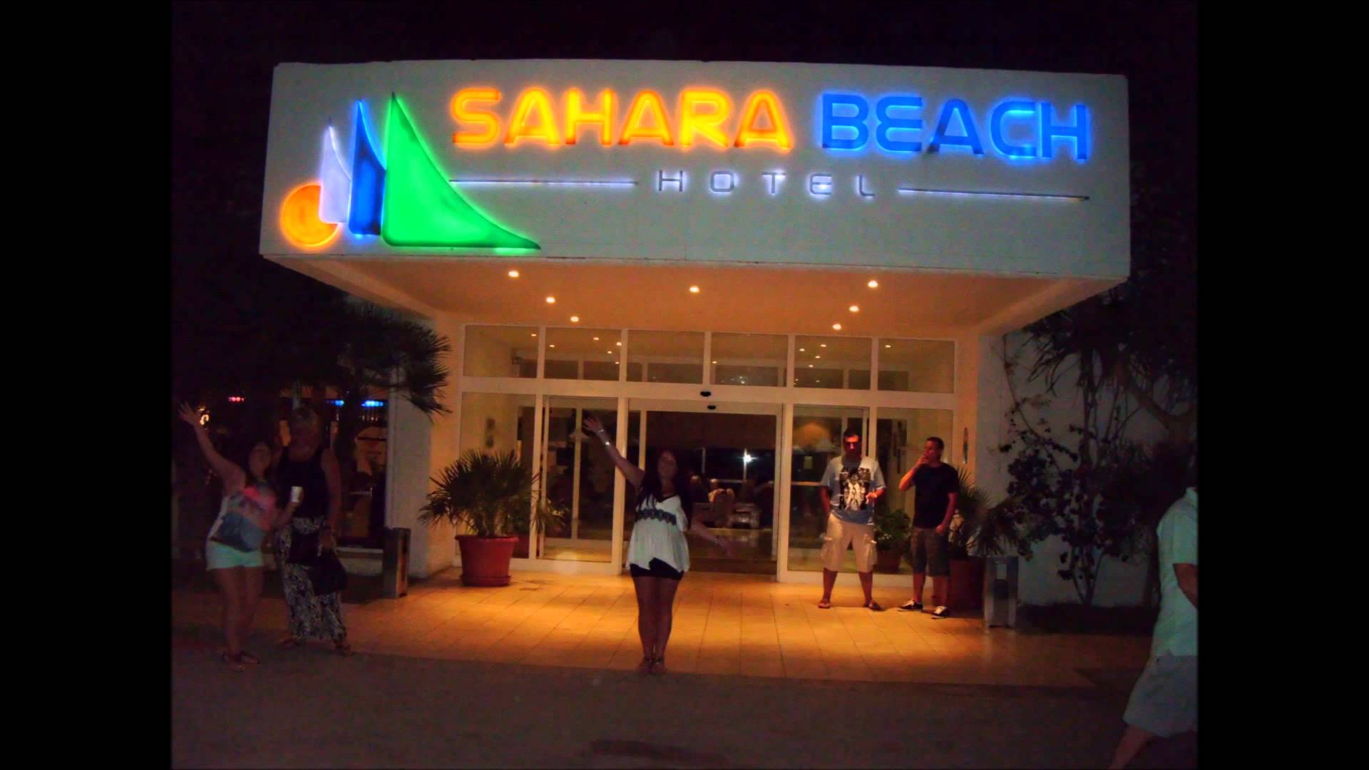 Hotel Sahara Beach Aqua Park Resort